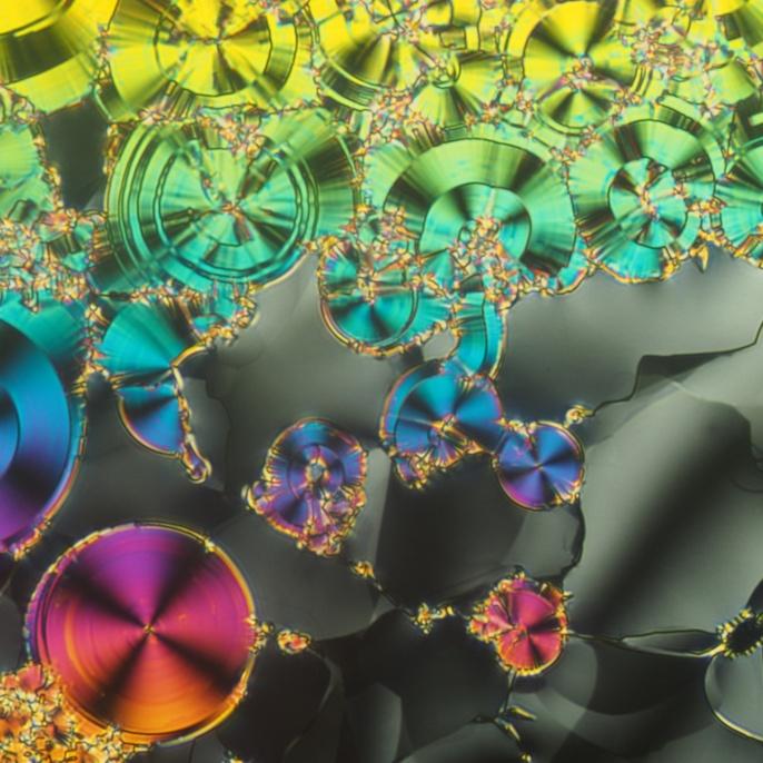 Flüssigkristall